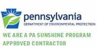 We are a PA Sunshine Program Approved Contractor